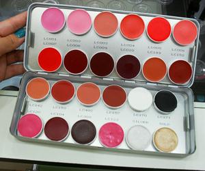 make up, beautiful, and cosmetics image