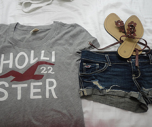 hollister, fashion, and sandals image