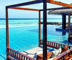 Maldives, sea, and strand image
