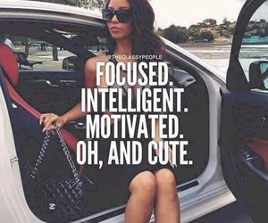 motivation, intelligent, and quotes image