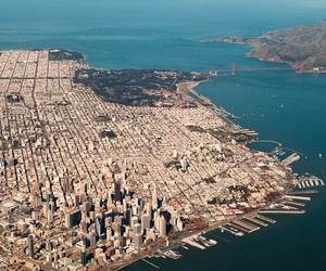 city, san francisco, and usa image