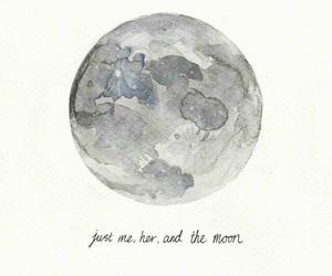 Lyrics, one direction, and moon image