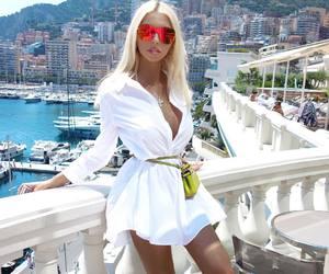 girl, fashion, and lifestyle image