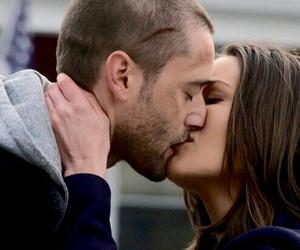 couple, kiss, and Ryan Eggold image