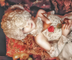 doll cosplay, halloween cosplay ideas, and book of circus cosplay image