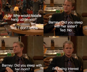 howimetyourmother and barneystinson image