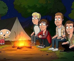 one direction, family guy, and 1d image