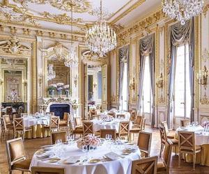 ballroom, paris, and wedding image