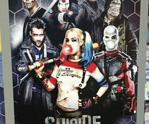 suicide squad, harley quinn, and dc comics image