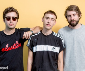 olly alexander, years and years, and mikey goldsworthy image