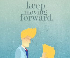 meet the robinsons, disney, and disney quotes image