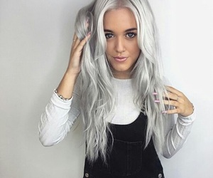 lottie tomlinson and hair image