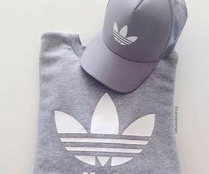 adidas, style, and cap image