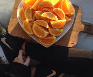 color, fruit, and orange image