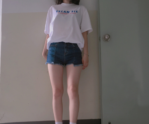 asian, fashion, and casual image
