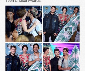 mtv, teen choice awards, and teen wolf image