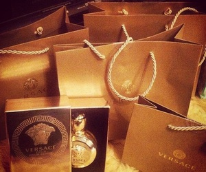 Versace, luxury, and present image