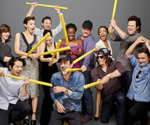 twd, the walking dead, and negan image