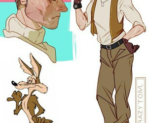 disney, looney tunes, and humanization image