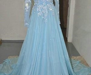 frozen, prom dress, and prom dress 2016 image