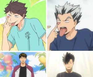 haikyuu, anime, and captain image
