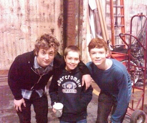 shameless, cameron monaghan, and lip gallagher image