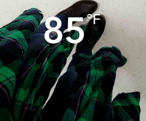 boots, flannel, and clothes image