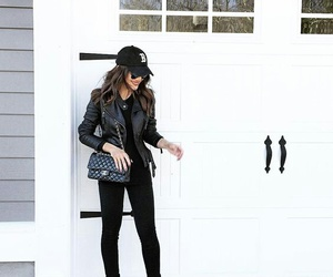 style, black, and clothes image