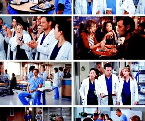 grey's anatomy, Greys, and meredith grey image