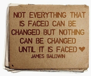 change, inspirational, and quotes image
