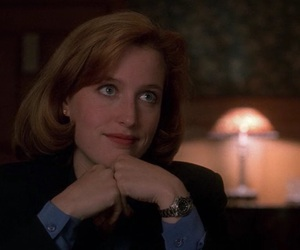 dana scully, fox mulder, and scully image