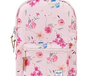 floral, peony, and herschel image