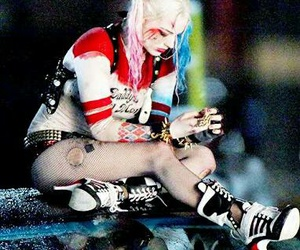 harley quinn, suicide squad, and harley quien image