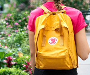 braid, school, and fjallraven image