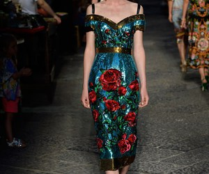 Dolce & Gabbana, fashion, and haute couture image