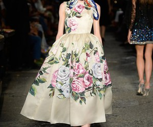 fashion, Dolce & Gabbana, and haute couture image