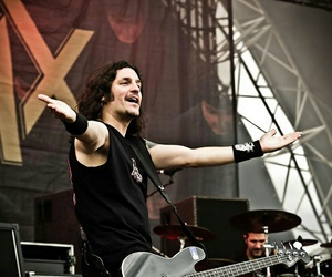anthrax, thrash metal, and frank bello image