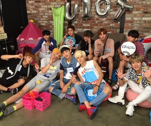 kpop and up10tion image