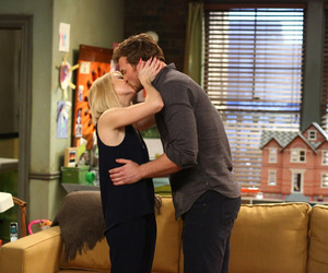 baby daddy, couple, and tv show image