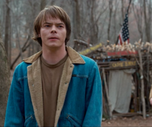 stranger things, netflix, and charlie heaton image