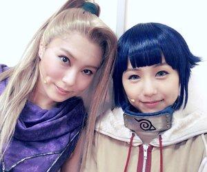 naruto, ino yamanaka, and hinata hyuga image