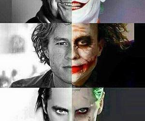 joker, jared leto, and batman image