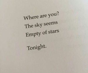 empty, quotes, and sky image