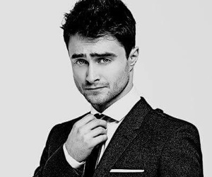 daniel radcliffe, harry potter, and handsome image