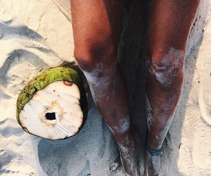 beach, goals, and inspiration image