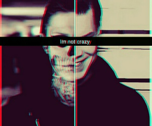 crazy, tate langdon, and jerome valeska image