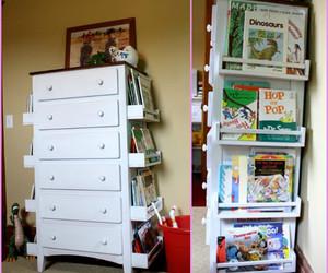 IKEA Spice Racks for Dresser Side Shelf-DIY Organization Hacks