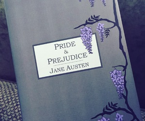 book, classic, and elizabeth bennet image