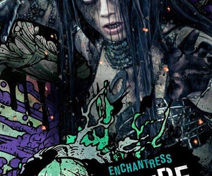 suicide squad and enchantress image
