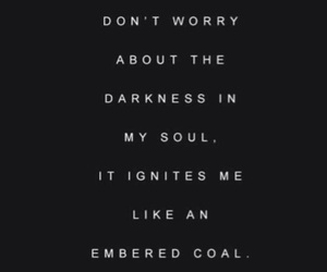 Darkness and soul image